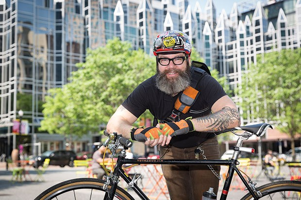 Monthly Steel City Roll events help cyclists get comfortable riding ...