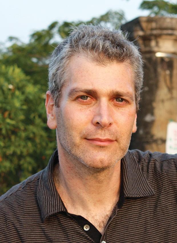 Harper's editor James Marcus