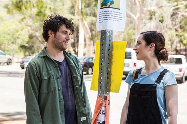 Not quite in tune: Adam Pally and Zoe Lister-Jones