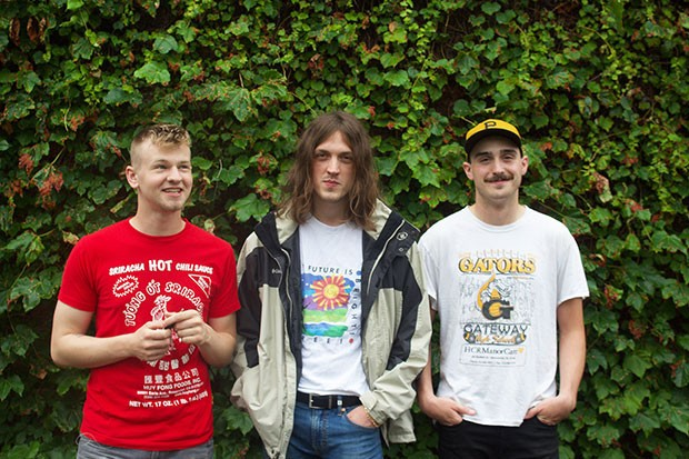 Honey: Evan Meindl, Joe Praksti and Pat O'Toole