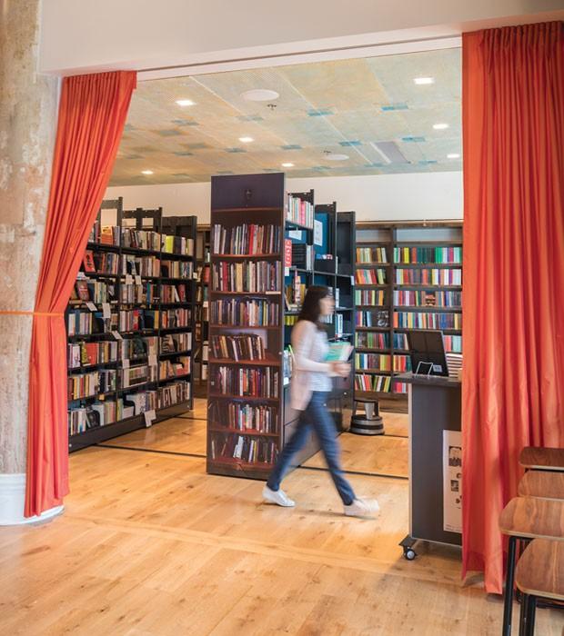 Alphabet City Bookstore