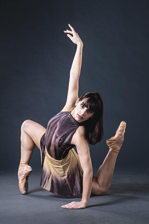 Alexandra Tiso of Texture Contemporary Ballet