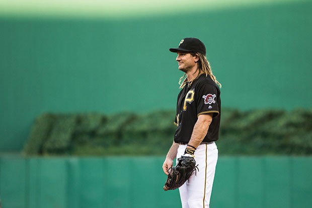John Jaso - CP FILE PHOTO