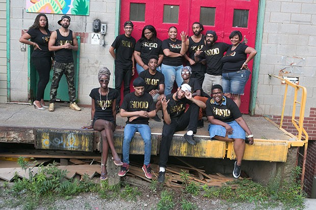 The 1Hood Media collective