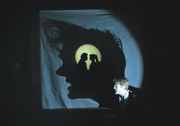 The Old Man and The Old Moon, Nov. 1 at City Theatre - PHOTO COURTESY OF JENNY ANDERSON