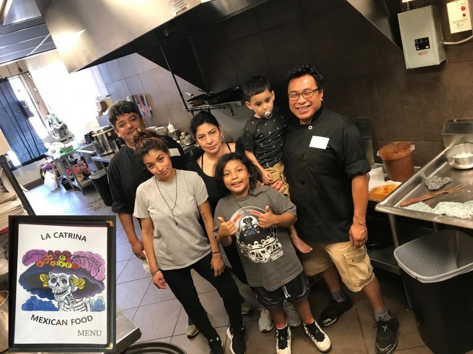La Catrina Mexican Restaurant Pittsburgh
