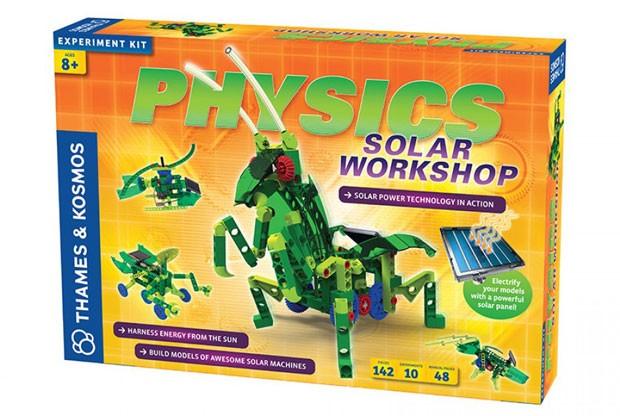 Physics Solar Workshop