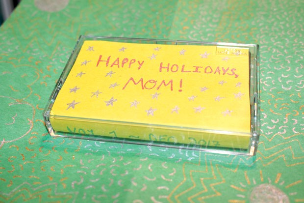 Holiday Mixed Tape - PHOTO BY MEG FAIR