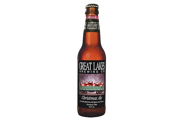 Christmas Ale, Great Lakes Brewing Co. | One Bordeaux, One Scotch ...