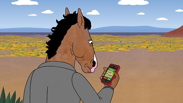 Bojack Horseman - PHOTO COURTESY OF NETFLIX
