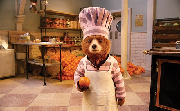 Getting the marmalade made