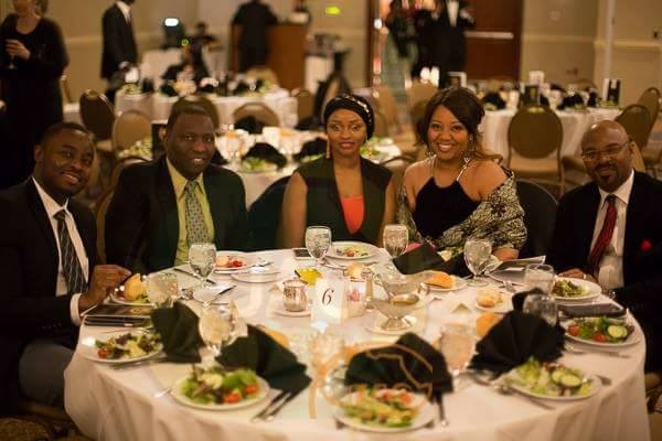 Attendees of 2017 Union of African Communities of Southwestern Pennsylvania Diversity Awards in Pittsburgh - PHOTO COURTESY OF FACEBOOK