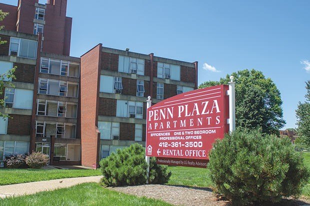 The Penn Plaza Apartments in 2015 - CP PHOTO BY AARON WARNICK