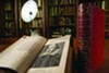Shakespeare's First Folio, on display in Carnegie Mellon's Posner Center