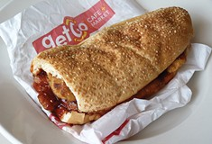 We ate GetGo's General Tso's sub so you don't have to