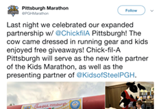 Pittsburgh Marathon under fire from LGBTQ activists for Chick-fil-A partnership