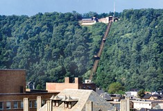 Johnstown is best explored by train, foot, and incline