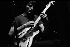 Guitarist Bill MacKay and the creative magic of Pittsburgh