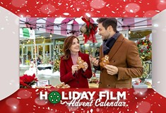Holiday Movie Advent Day 1: Mingle All the Way