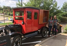 There's a tap for that: Tipple Taps delivers (legal) drinking on-the-go with its Little Red Truck