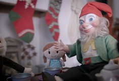 Elf on the Shelf goes ultra-creepy with short film <i>The Elf in the Room </i>