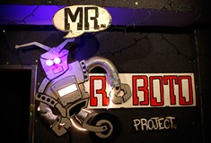 Venue Guide: The Mr. Roboto Project