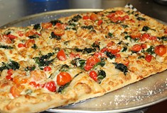 Pittsburgh pizza-makers competing in Pizza World Championship
