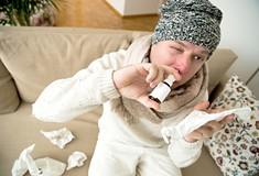 When hypochondriacs get sick