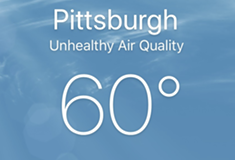 "What's behind those ""unhealthy air quality"" warnings in Pittsburgh?"