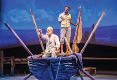 At 101, Ernest Hemingway's friend and biographer finishes his adaptation of <i>The Old Man and the Sea</i>