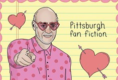 Pittsburgh Love Stories: <i>City Paper</i>'s Fan Fiction Contest