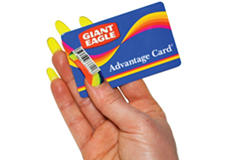 With Digits, Joselyn McDonald transforms decorated nails into bus passes, credit cards, even a Giant Eagle Advantage card