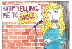 A roundtable with women comics on the sexism and harassment they face in Pittsburgh's comedy scene