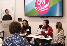 Pittsburgh City Podcast welcomes local high school students as new co-hosts