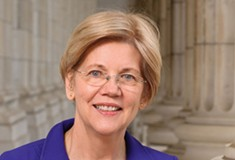 Presidential candidate Elizabeth Warren endorses Pitt grad students' efforts to unionize