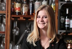 Meet the 24-year-old president of Pittsburgh's chapter of the United States Bartenders Guild