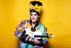 This Week's Events: Thorgy and the Thorchestrapairs classical musicians withRuPaul's Drag Racealum Thorgy Thor