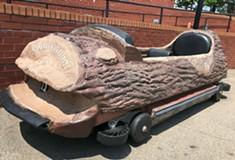 Make Pittsburgh Great Again: Buy back the Log Jammer
