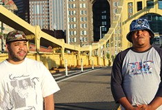 Hip-hop duo The Come Up tides fans over with a new nine-song project