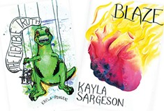 Reviews of two recent poetry chapbooks