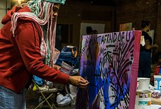 Art All Night returns to Lawrenceville