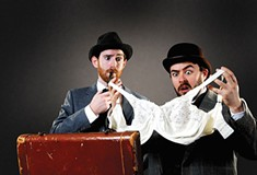 <i>The 39 Steps</i> at CLO Cabaret