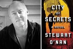 A review of Stewart O'Nan's compelling new novel, <i>City of Secrets</i>