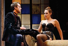 <i>Venus in Fur</i> at Pittsburgh Public Theater