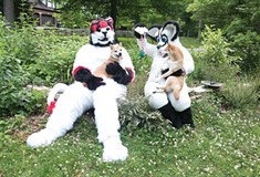 It probably comes as no surprise, but furries love their pets