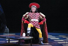<i>Shrek The Musical</i> at Pittsburgh CLO