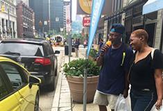 Street Side Karoake brings the mics to the sidewalk