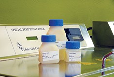 Pittsburgh breast-milk bank provides aid to mothers in need