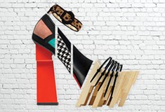 <i>Killer Heels</i> combines history and fashion