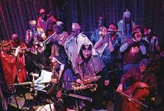 At 92, saxophonist Marshall Allen keeps the Sun Ra Arkestra in orbit